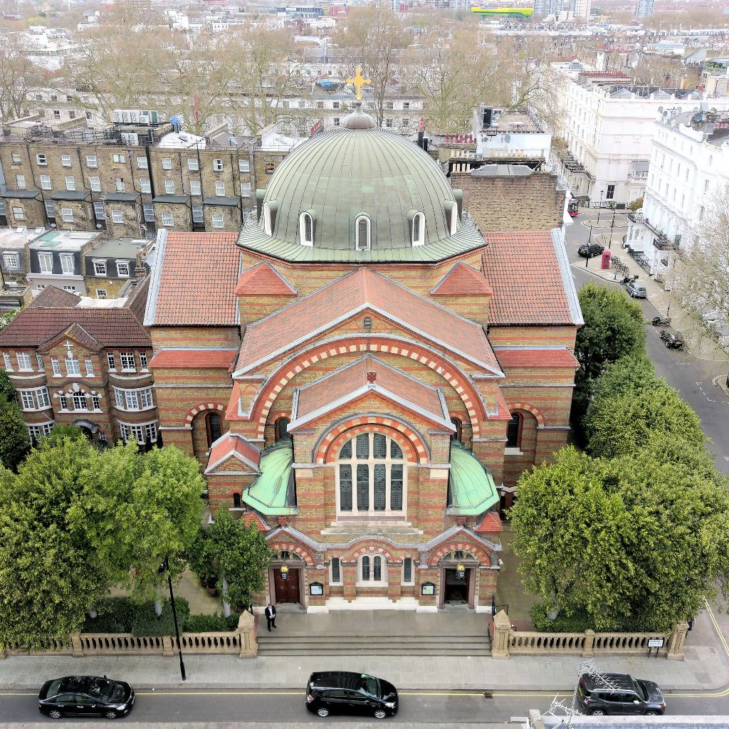 The Greek Orthodox Cathedral of the Divine Wisdom (Sta. Sophia), Bayswater