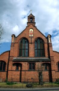 Walsall - The Greek Orthodox Community of the Nativity of the Mother of God