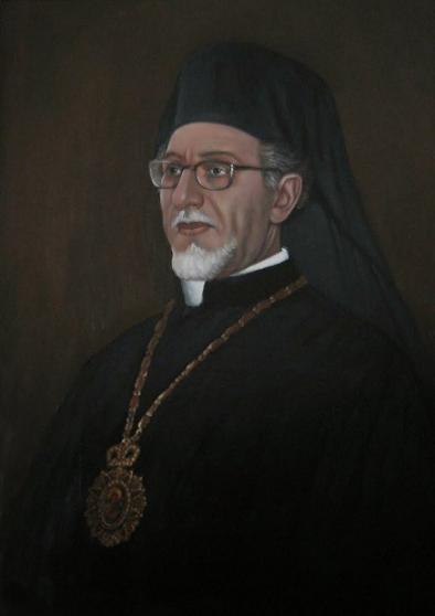 Archbishop Athenagoras Kokkinakis