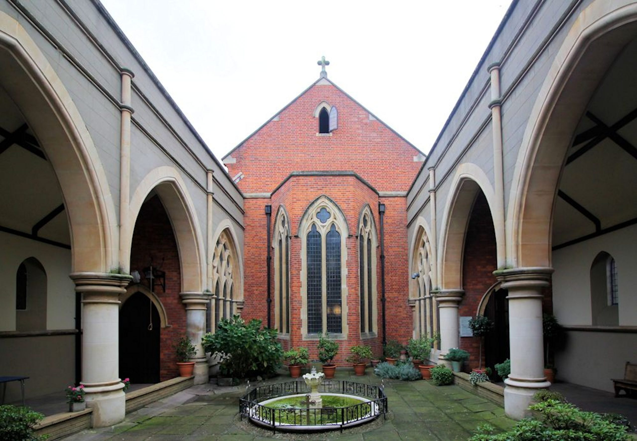 The Greek Orthodox Cathedral of the Nativity of the Mother of God, Camberwell