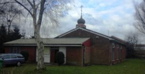 Manchester - The Orthodox Church of St Nicholas