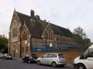 The Greek Orthodox Church of St. Nectarius, Battersea