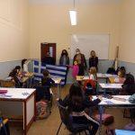 Επίσκεψη της Επιθεωρήτρια της ΚΕΑ και της Συντονίστριας του ΚΕΣ στο Σχολείο Αποστόλου Βαρνάβα