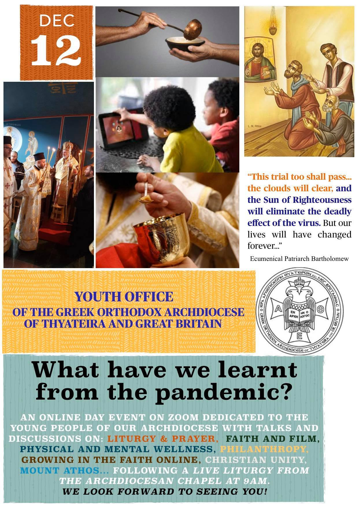 What have we learnt from the pandemic?